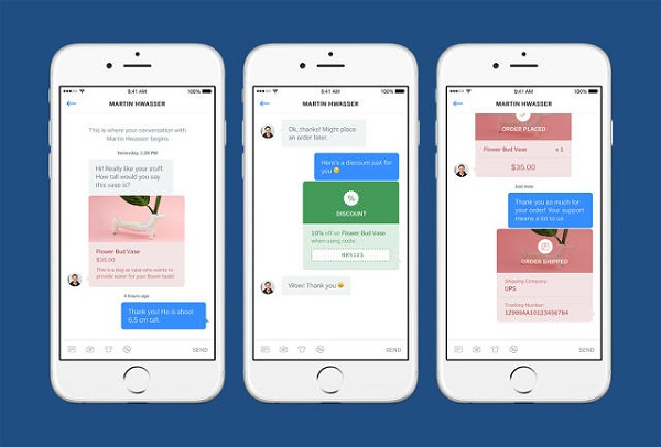 Apps messaging
