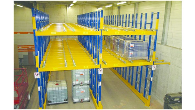 Benefits of Pallets in the Logistics Sector