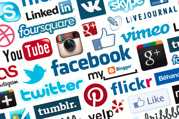 What invest time professionals Social Media