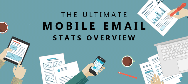62% of purchases made from a mobile originated from an e-mail