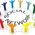 Opening social networks to employees of companies and brands
