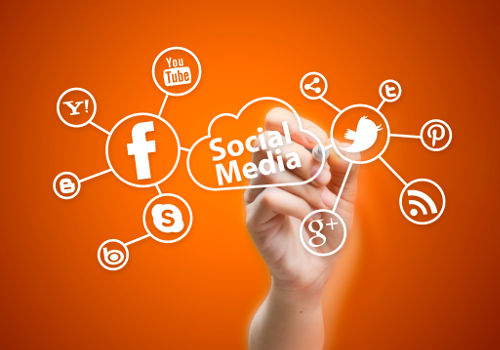 In social networks, your audience decides to accept it
