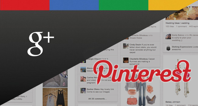 Google and Pinterest, the sleeping lions of SEO