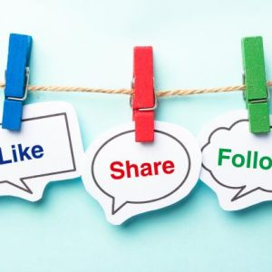 90% of consumers support brands if they really interact with them on social networks