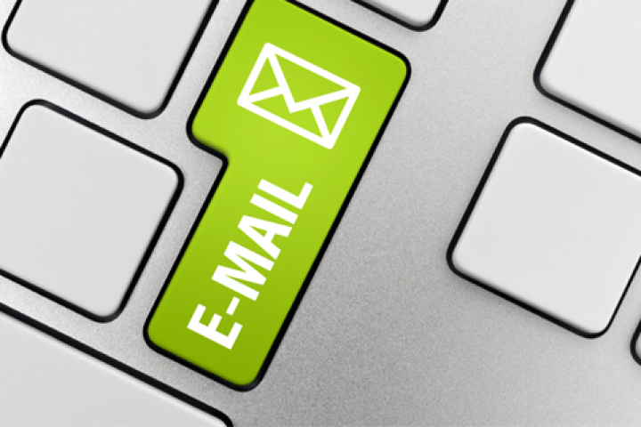 How do potential customers respond to emails during the holidays