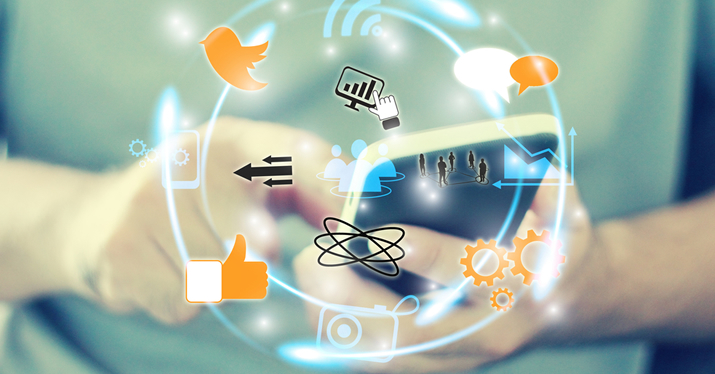 Being in social networks is not a guarantee of success and without strategy is a waste of time