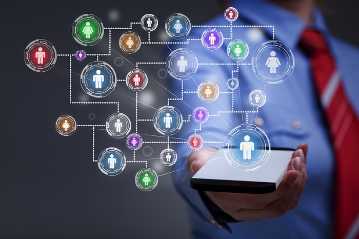 Do your companys actions on social networks serve a strategy