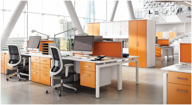 2017's Office Furniture Trends