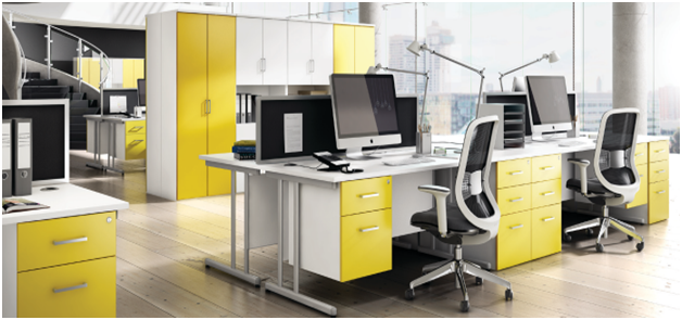 2017's Office Furniture Trends2