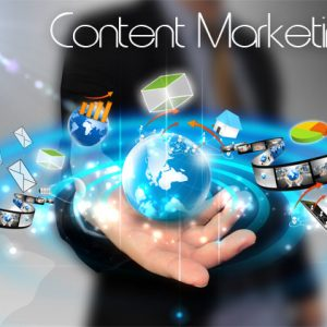 Content marketing is emerging as a priority for the digital world