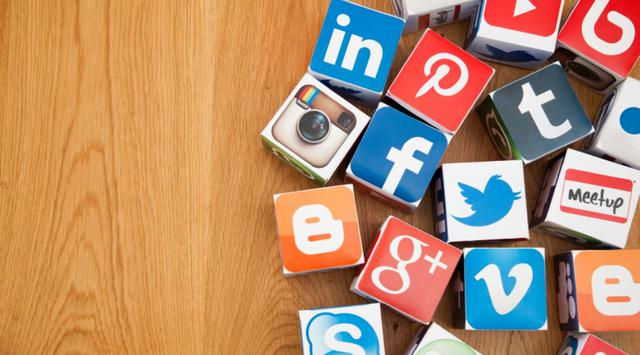 The Time Machine and a Journey Through the Evolution of Social Media