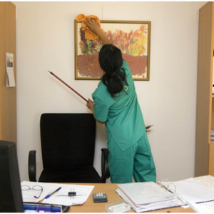 Why your company needs an office cleaning contract