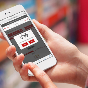1 out of every three consumers, buy with coupons through their Smartphones