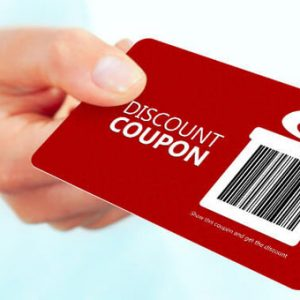 Discount coupons, increasingly popular and used by consumers