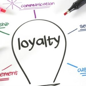 Loyalty of clients, do you achieve with an awards program?