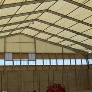 Fabric structures: benefits and considerations