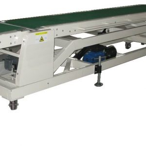 Improving efficiency with a conveyor