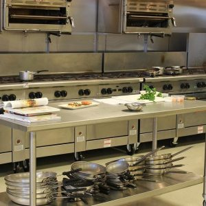 Perfecting the Cleaning of your Commercial Kitchen