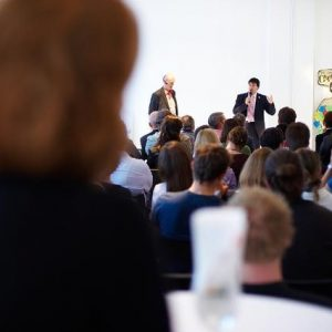 Top tips for speaking at a business event