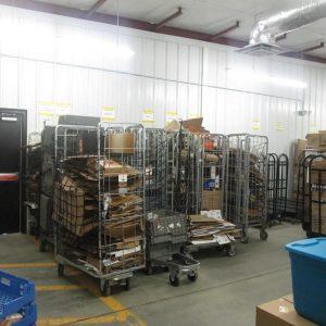 Stockroom efficiency ideas