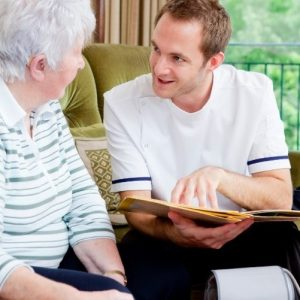 What does it take to be a care worker?